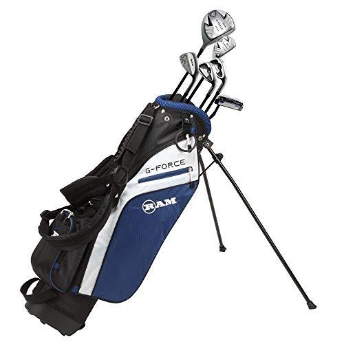 Ram Golf Junior G-Force Boys Golf Clubs Set