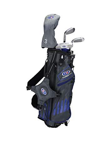 U.S. Kids Golf Club Set Ultralight 2020 100-168 cm Height I 3-13 Years 5 Rackets