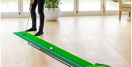 indoor putting greens