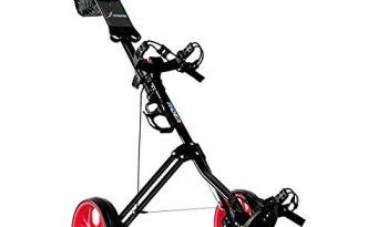 Best Golf Trolley Under £100