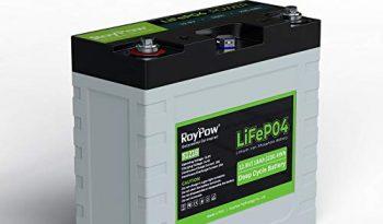 Best Golf Trolley Battery
