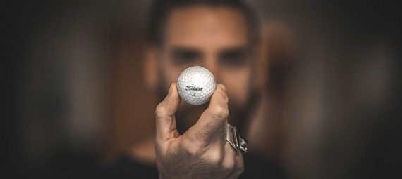 What are Golf Balls made of?